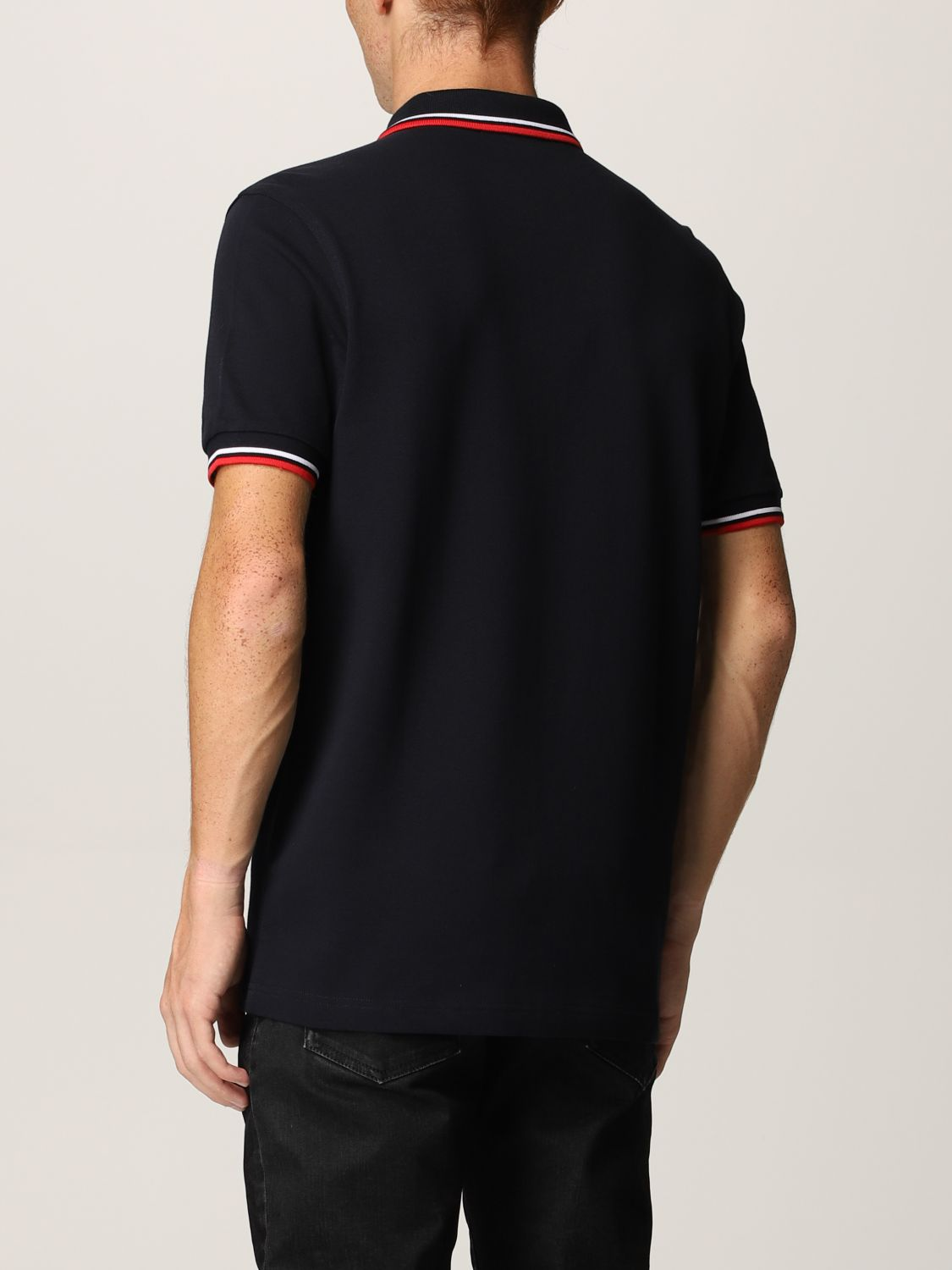 Polo shirt Fred Perry: Fred Perry polo shirt in piqué cotton blue 2