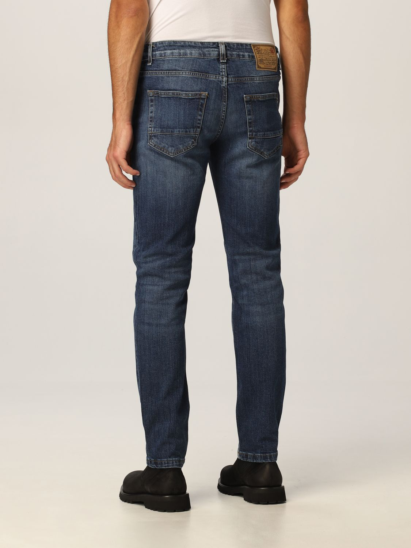 Jeans Manuel Ritz: Jeans hombre Manuel Ritz azul oscuro 2
