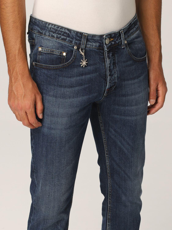 Jeans Manuel Ritz: Jeans hombre Manuel Ritz azul oscuro 3
