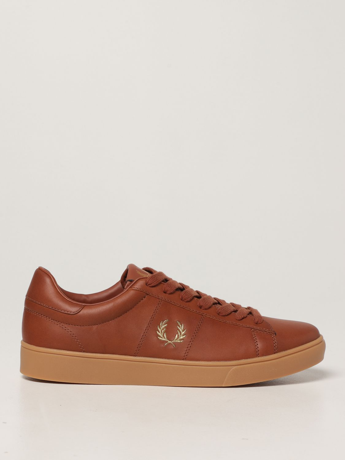 Zapatillas Fred Perry: Zapatillas hombre Fred Perry bronce 1