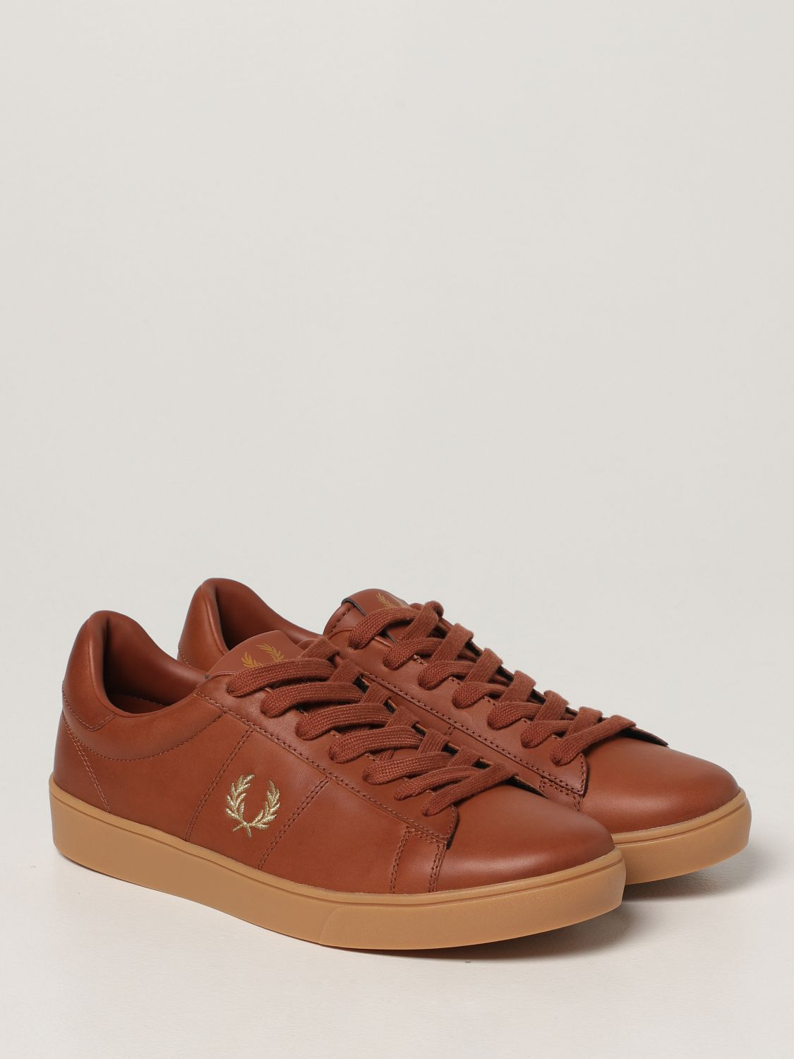 Zapatillas Fred Perry: Zapatillas hombre Fred Perry bronce 2