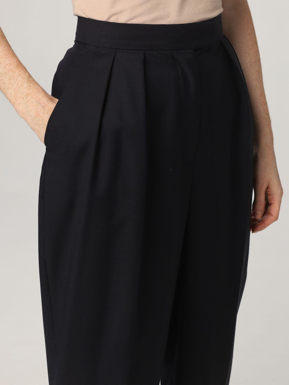 裤子 Rohe: 裤子 女士 Rohe 蓝色 3