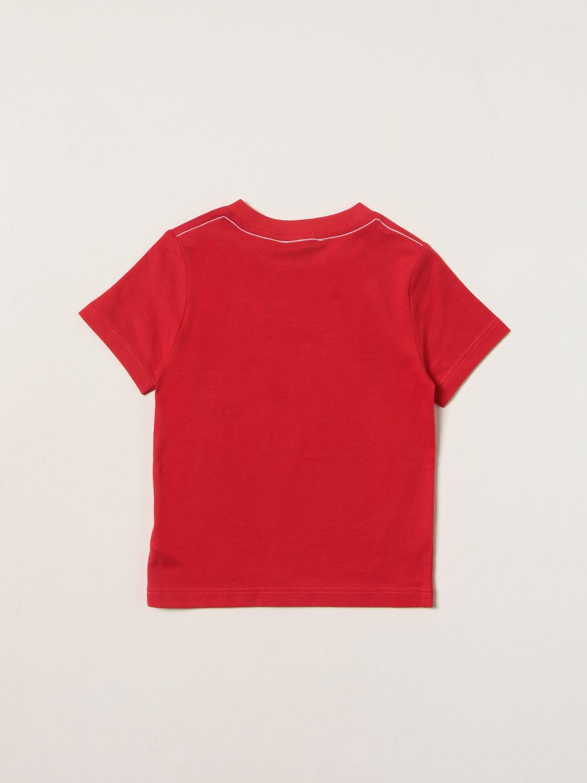 T-shirt Little Marc Jacobs: T-shirt enfant Little Marc Jacobs rouge 2