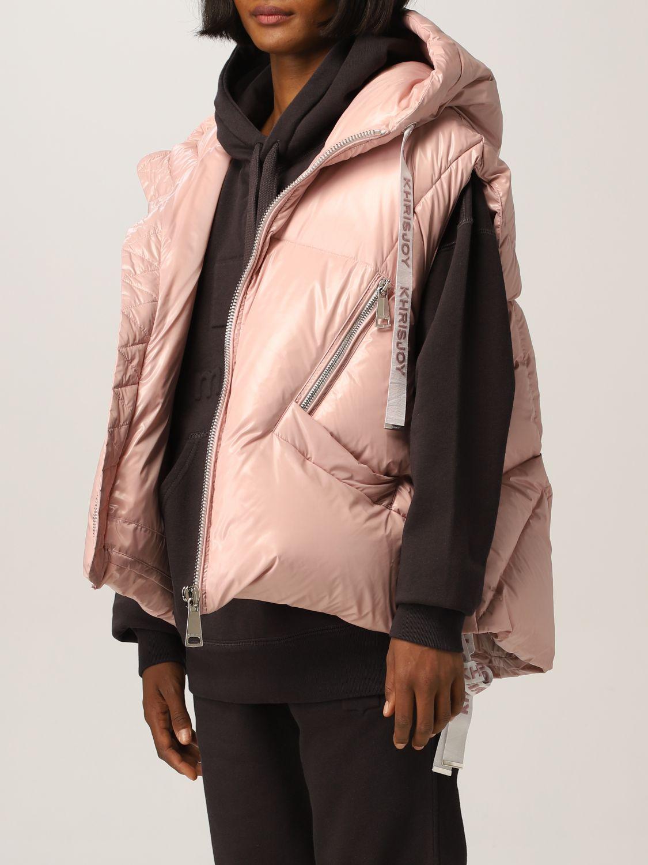Jacket Khrisjoy: Jacket women Khrisjoy pink 3