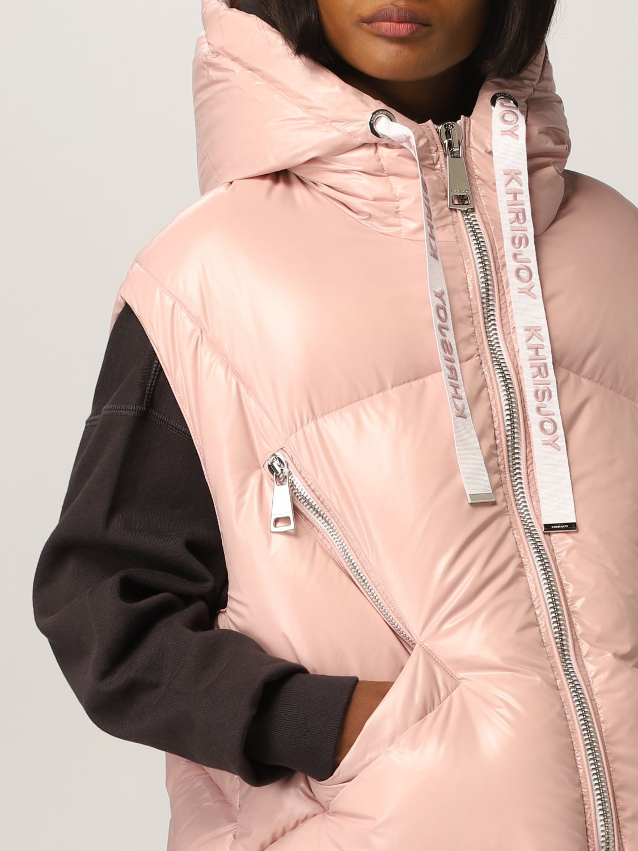 Jacket Khrisjoy: Jacket women Khrisjoy pink 4