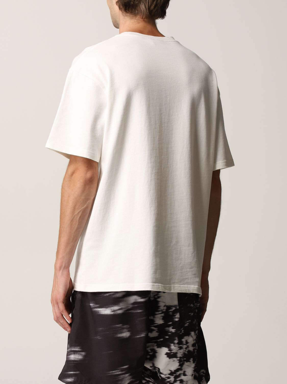 T-Shirt Pleasures: T-shirt herren Pleasures weiß 3