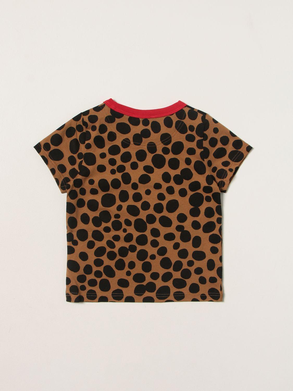 T-shirt Little Marc Jacobs: T-shirt enfant Little Marc Jacobs marron 2