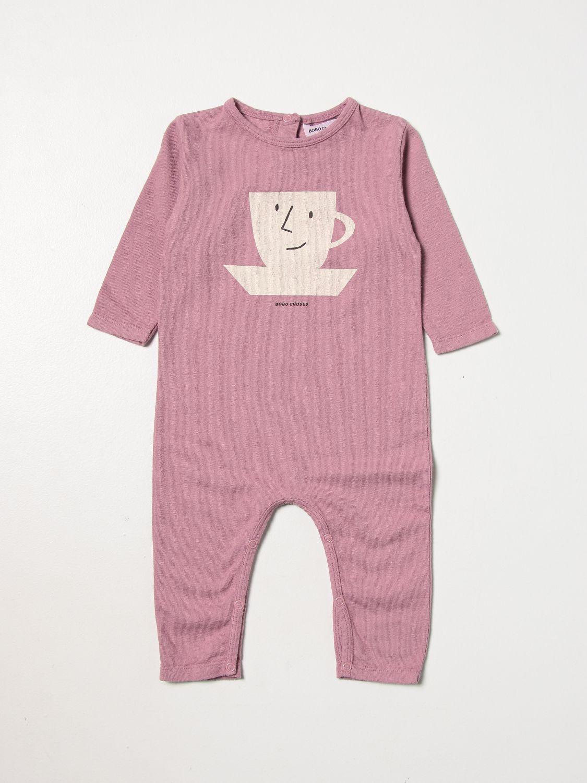 Jumpsuit Bobo Choses: Jumpsuit kids Bobo Choses pink 1