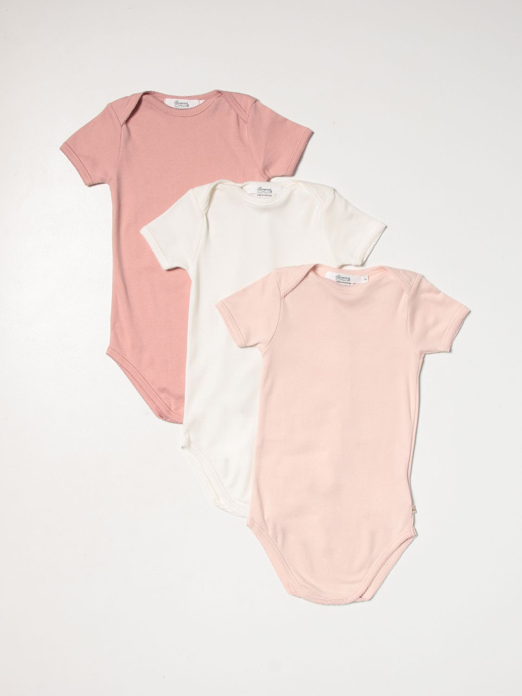 T恤 Bonpoint: T恤 儿童 Bonpoint 粉色 1