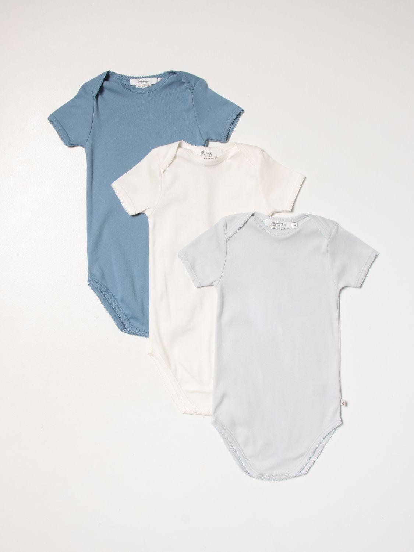 T恤 Bonpoint: T恤 儿童 Bonpoint 天蓝色 1