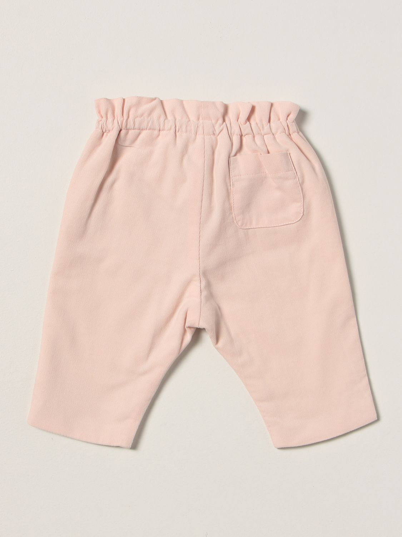 Pantalon Bonpoint: Pantalon enfant Bonpoint rose 2
