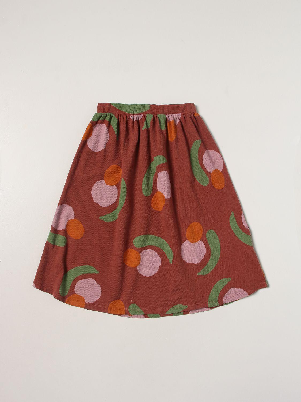 Skirt Bobo Choses: Skirt kids Bobo Choses multicolor 1