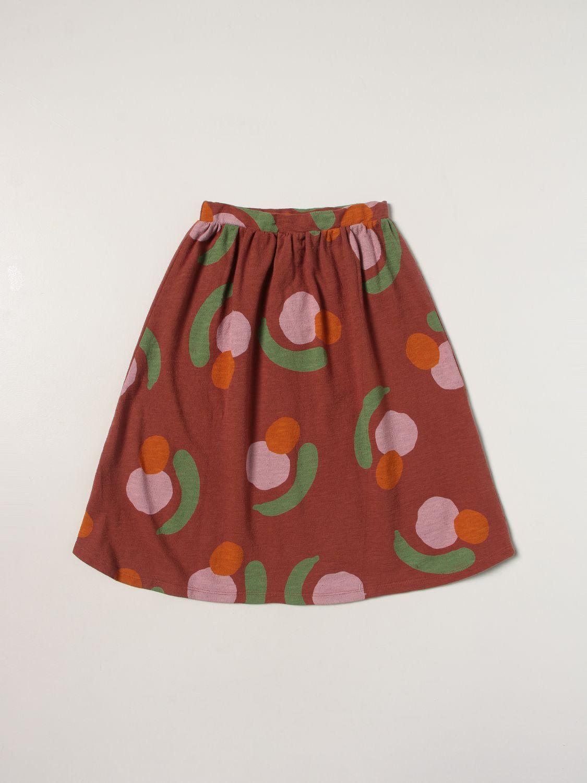 Skirt Bobo Choses: Skirt kids Bobo Choses multicolor 2
