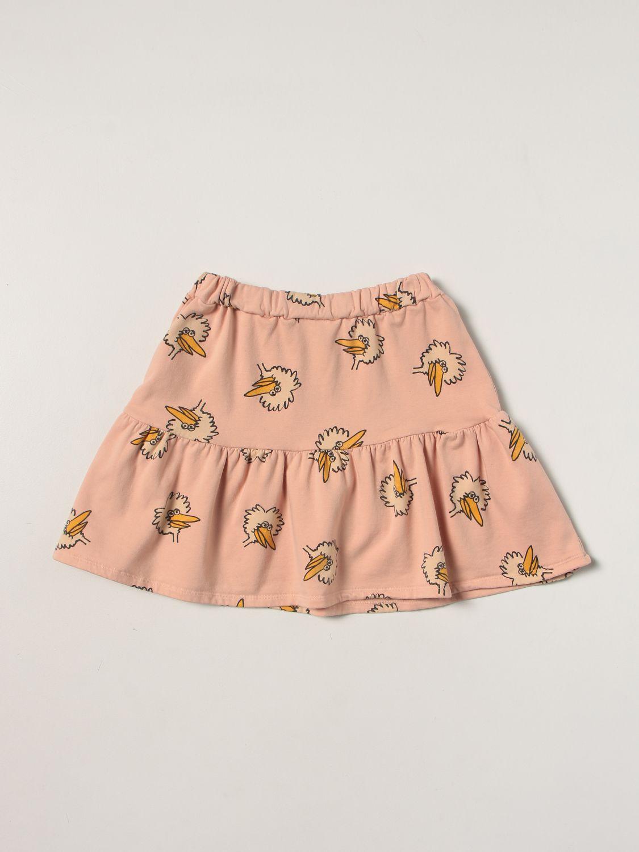 Skirt Bobo Choses: Skirt kids Bobo Choses pink 1
