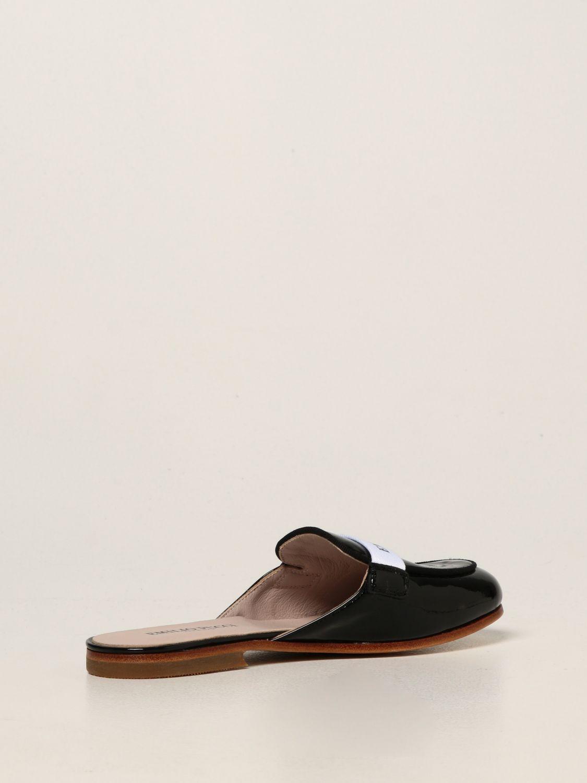 Обувь Emilio Pucci: Обувь Детское Emilio Pucci черный 3