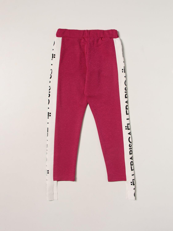Pantalon Gaelle Bonheur: Pantalon enfant GaËlle Paris fuchsia 2