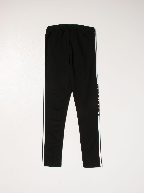 Pants Balmain: Pants kids Balmain black 2