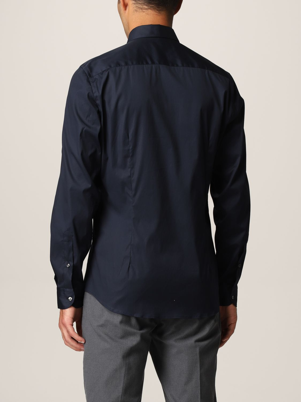 Camisa Fay: Camisa hombre Fay azul oscuro 2