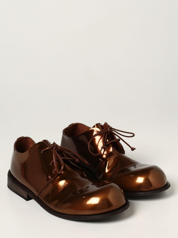 Zapatos de cordones Marsell: Zapatos hombre Marsell bronce 2