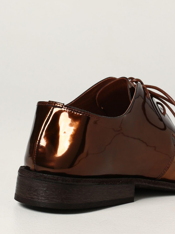 Zapatos de cordones Marsell: Zapatos hombre Marsell bronce 3