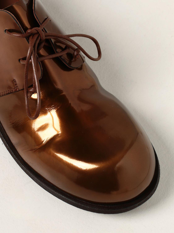 Zapatos de cordones Marsell: Zapatos hombre Marsell bronce 4