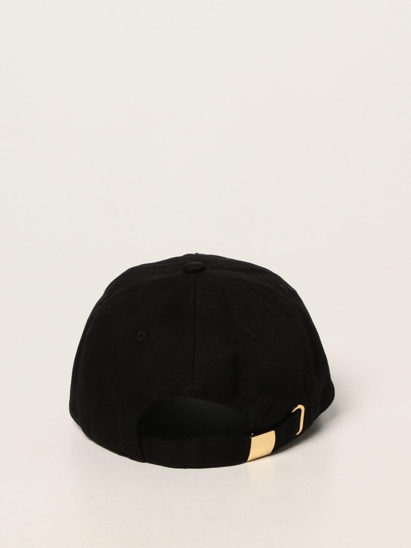 Hat Versace Jeans Couture: Versace Jeans Couture baseball cap black 3