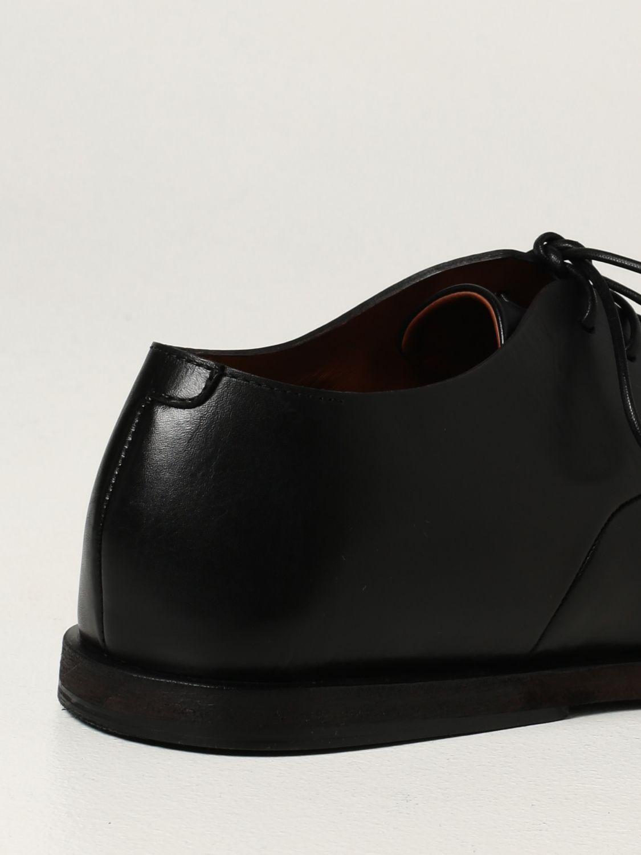 Zapatos de cordones Marsell: Zapatos hombre Marsell negro 3