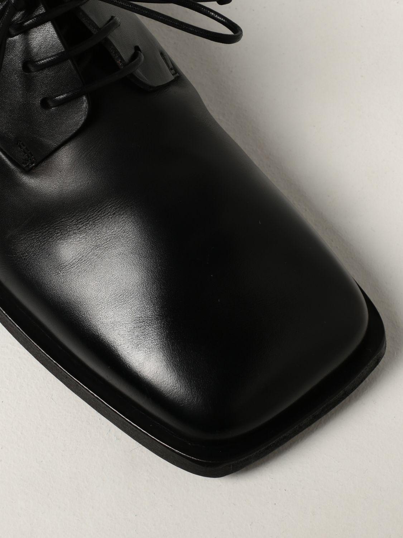 Zapatos de cordones Marsell: Zapatos hombre Marsell negro 4