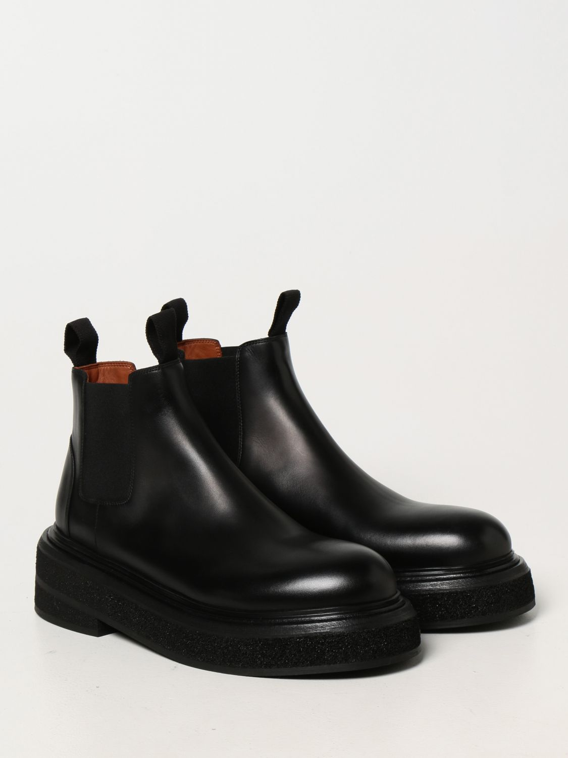 Botas Marsell: Zapatos hombre Marsell negro 2