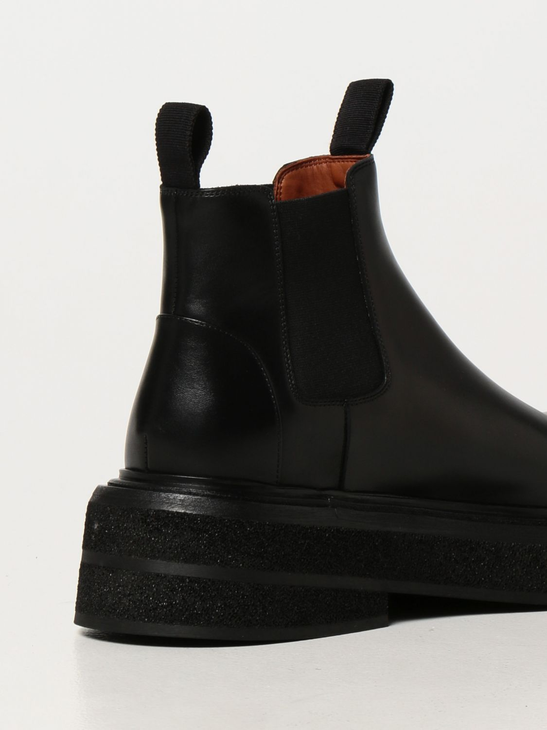 Botas Marsell: Zapatos hombre Marsell negro 3