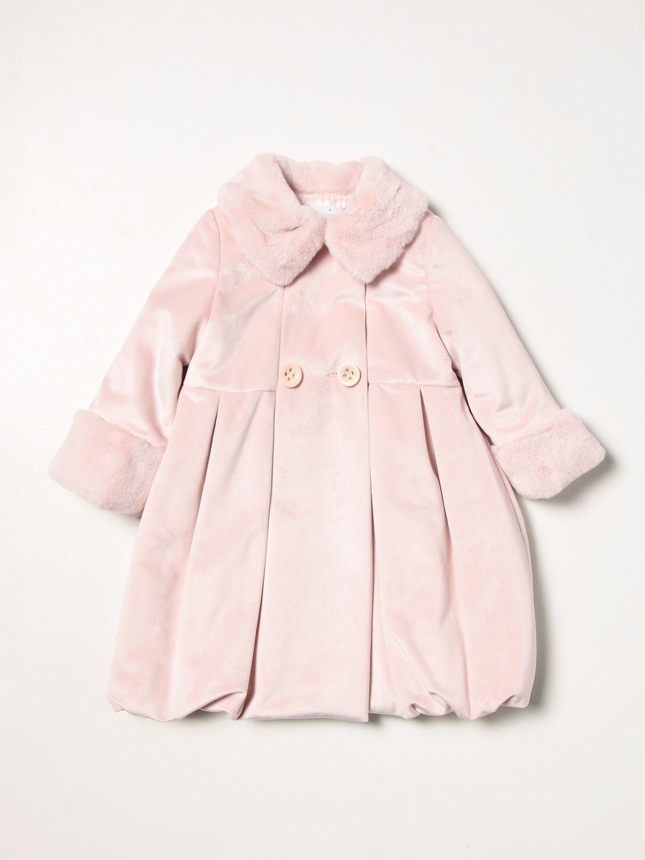 Manteau Colori Chiari: Manteau enfant Colori Chiari rose 1
