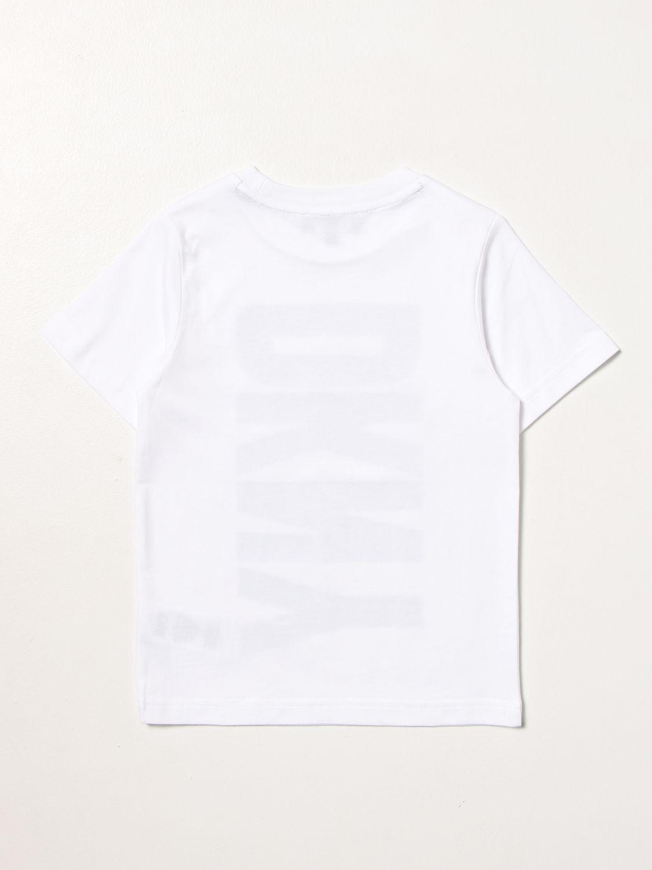 T-shirt Dkny: Dkny T-shirt with big logo white 2