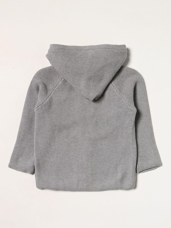 Свитер Moncler: Свитер Детское Moncler серый 2