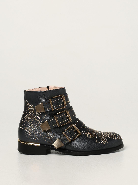 Обувь Chloé: Обувь Детское ChloÉ черный 1