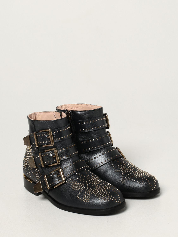 Обувь Chloé: Обувь Детское ChloÉ черный 2