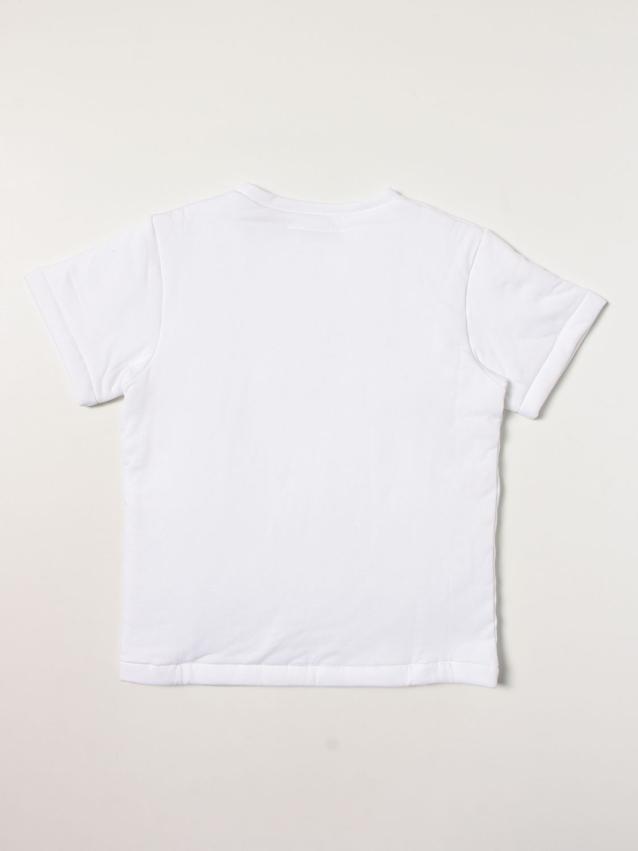 T恤 Mm6 Maison Margiela: T恤 儿童 Mm6 Maison Margiela 白色 2