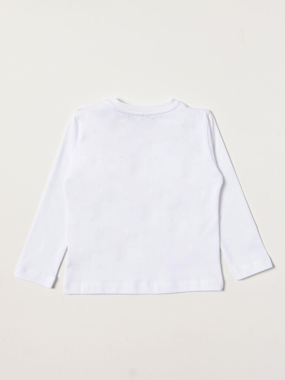 T恤 Dondup: T恤 儿童 Dondup 白色 2