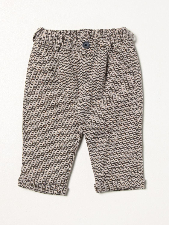 Pantalon Fay: Pantalon enfant Fay beige 1