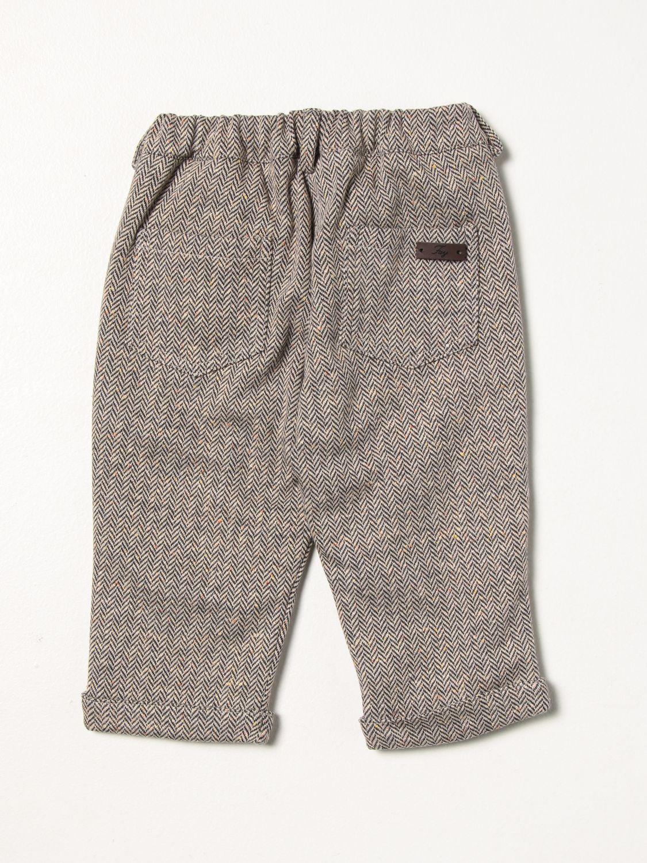 Pantalon Fay: Pantalon enfant Fay beige 2