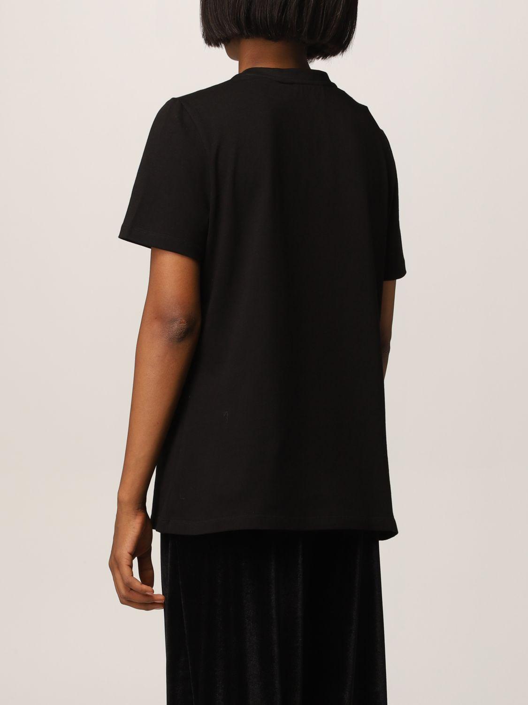 T-Shirt Amen: T-shirt women Amen black 3