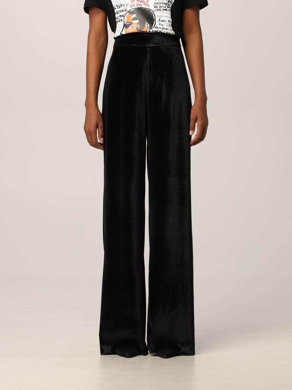 Trousers Amen: Trousers women Amen black 1