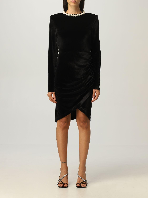 Dress Amen: Dress women Amen black 1