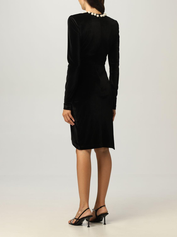 Dress Amen: Dress women Amen black 2