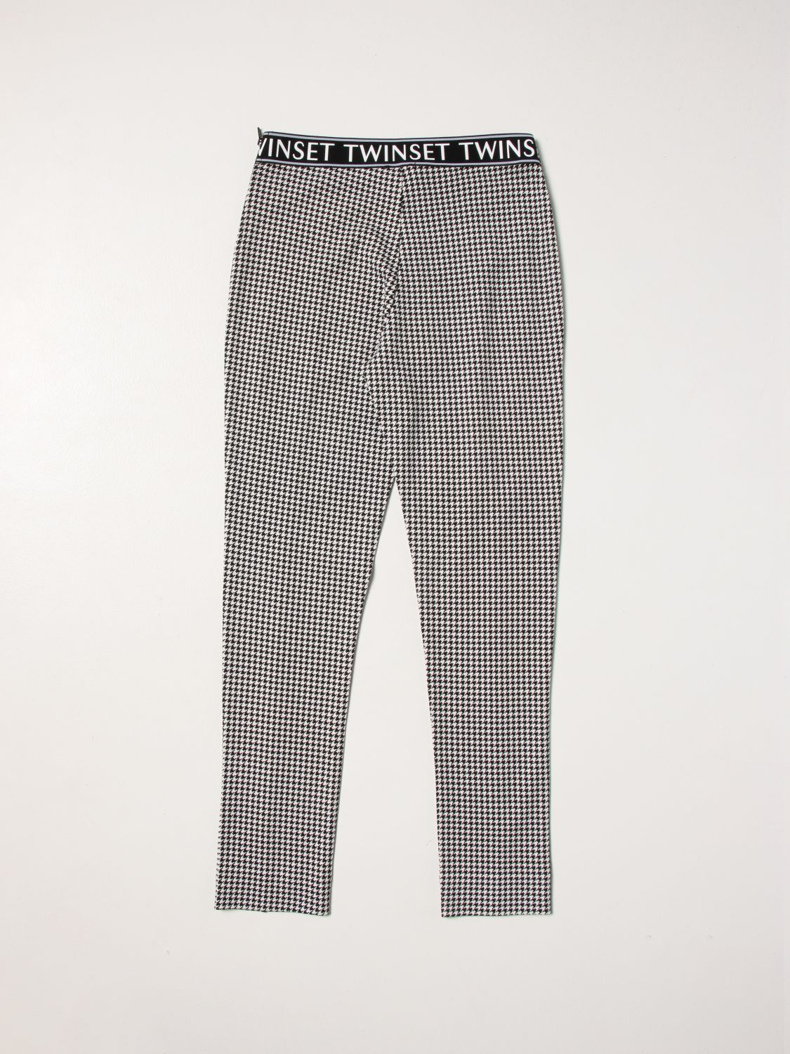 Pants Twin Set: Pants kids Twin Set white 2