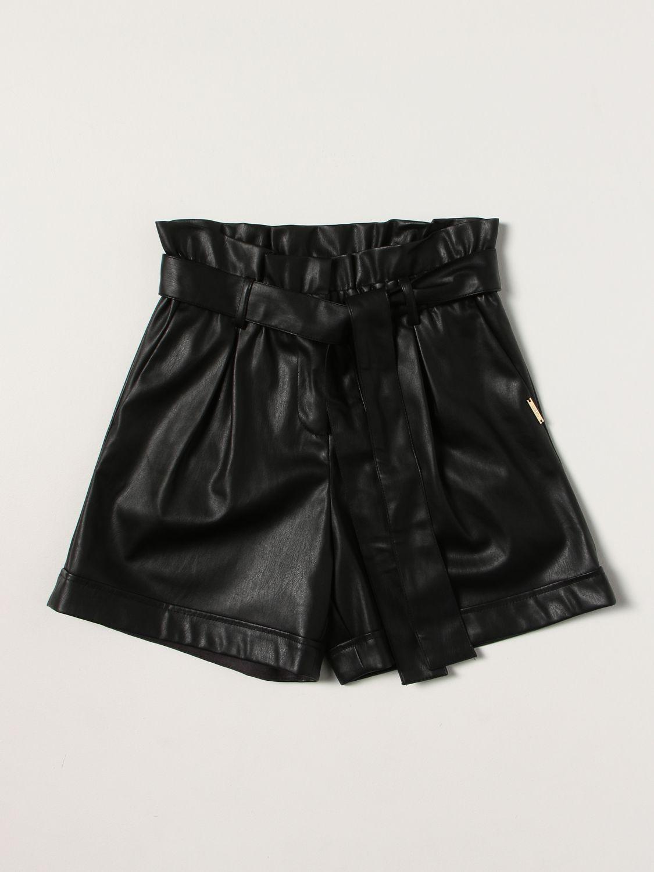 Short Liu Jo: Short kids Liu Jo black 1