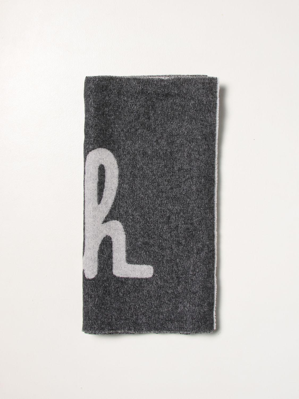 Schal Woolrich: Schal damen Woolrich schwarz 1