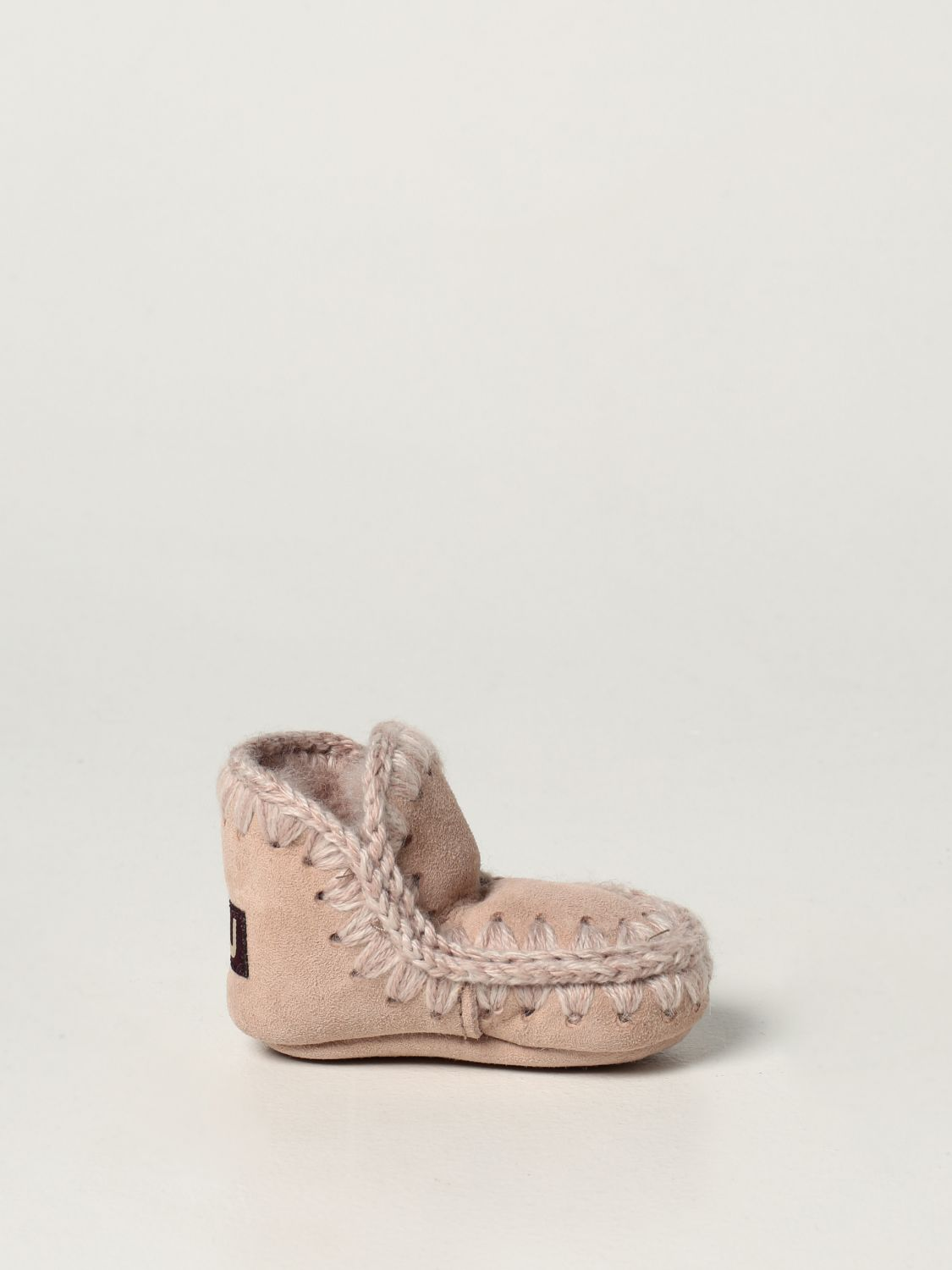 Chaussures Mou: Chaussures enfant Mou beige 1