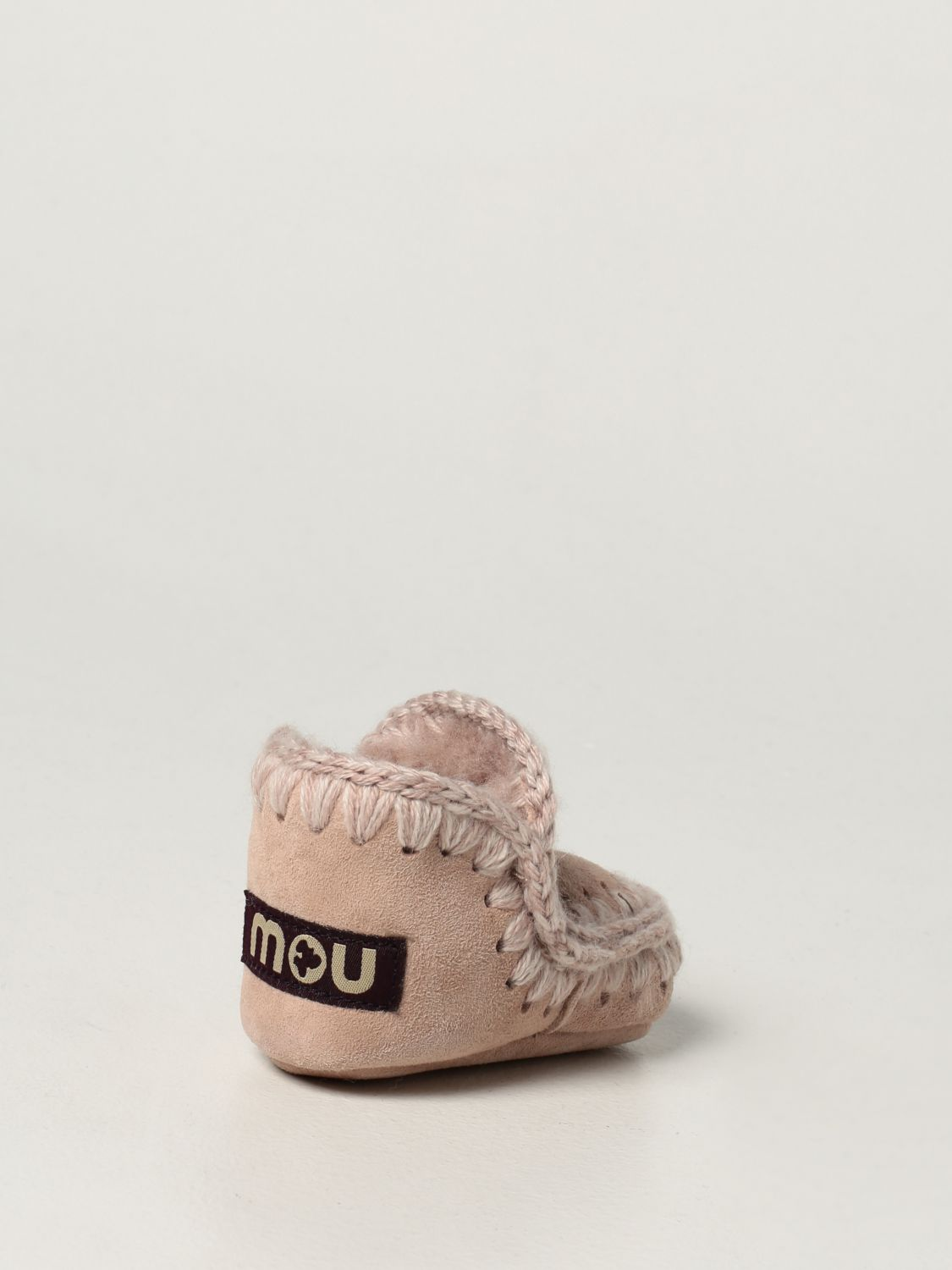 Chaussures Mou: Chaussures enfant Mou beige 3