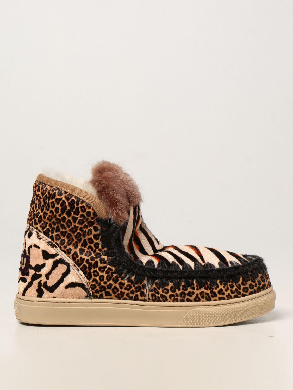 平底靴 Mou: 运动鞋 女士 Mou 彩色 1