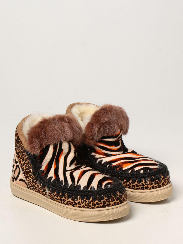 平底靴 Mou: 运动鞋 女士 Mou 彩色 2